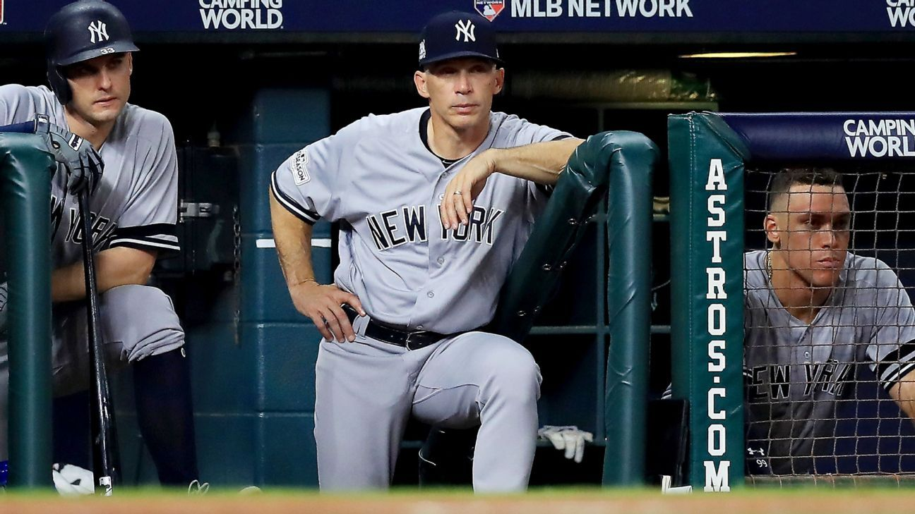 Joe Girardi mum on future as New York Yankees manager, says there are 'no guarantees'