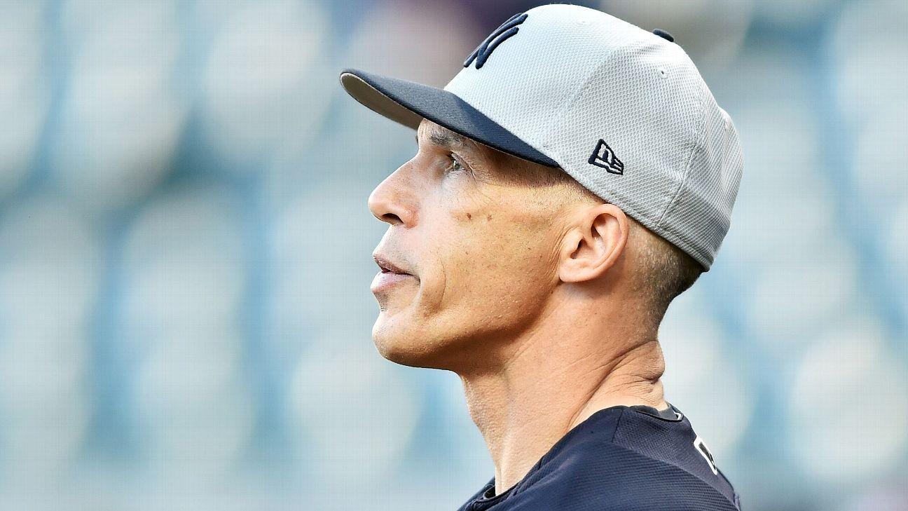Joe Girardi not returning as manager of New York Yankees