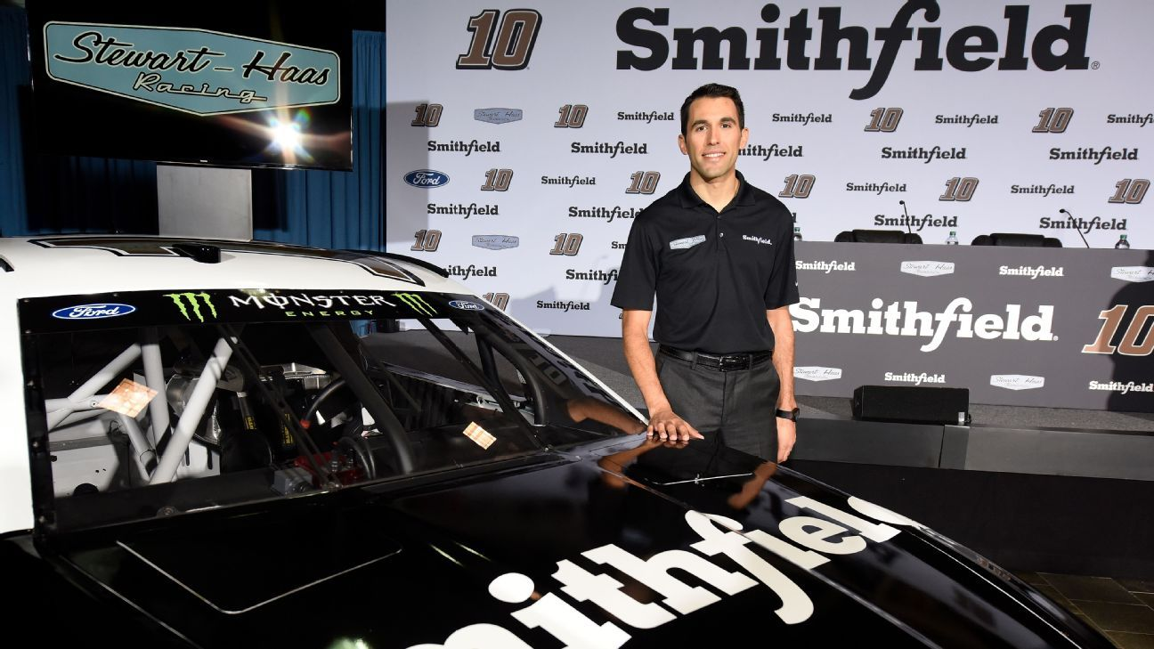 Just how talented is Aric Almirola?