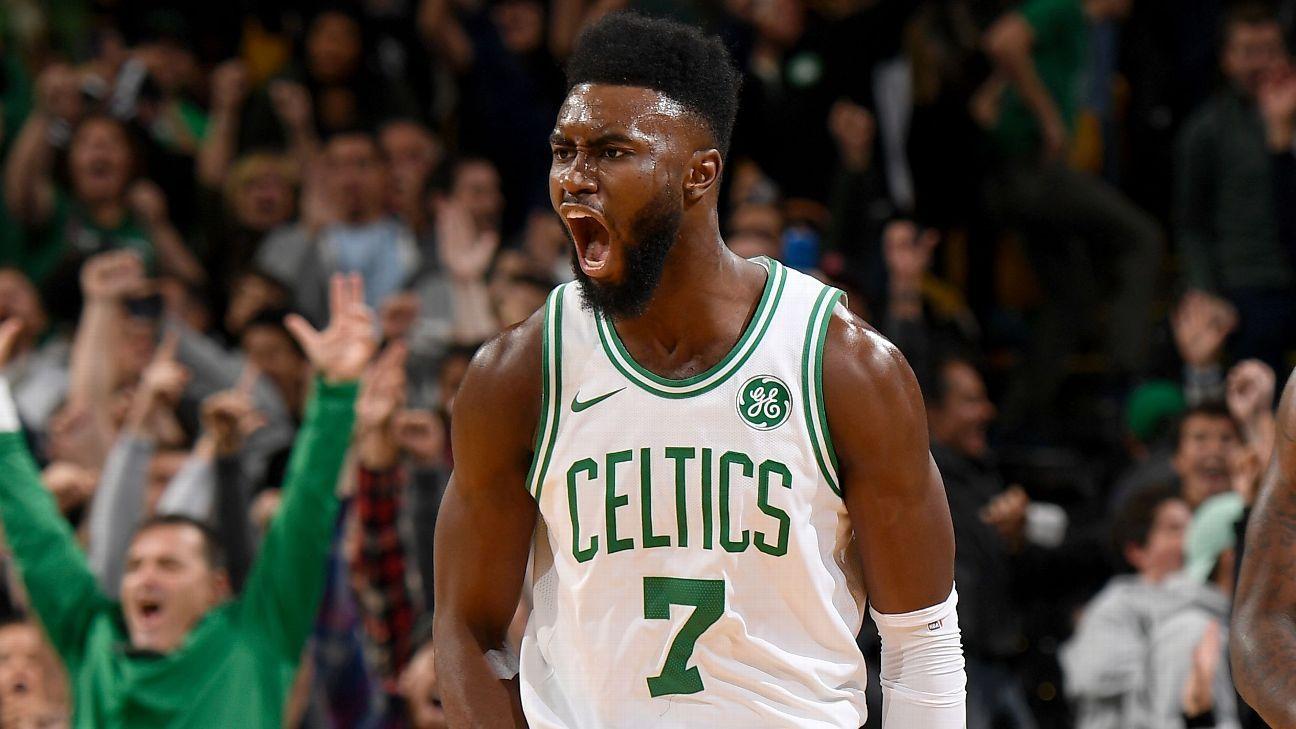 Celtics lose Irving, trail by 18, still win again