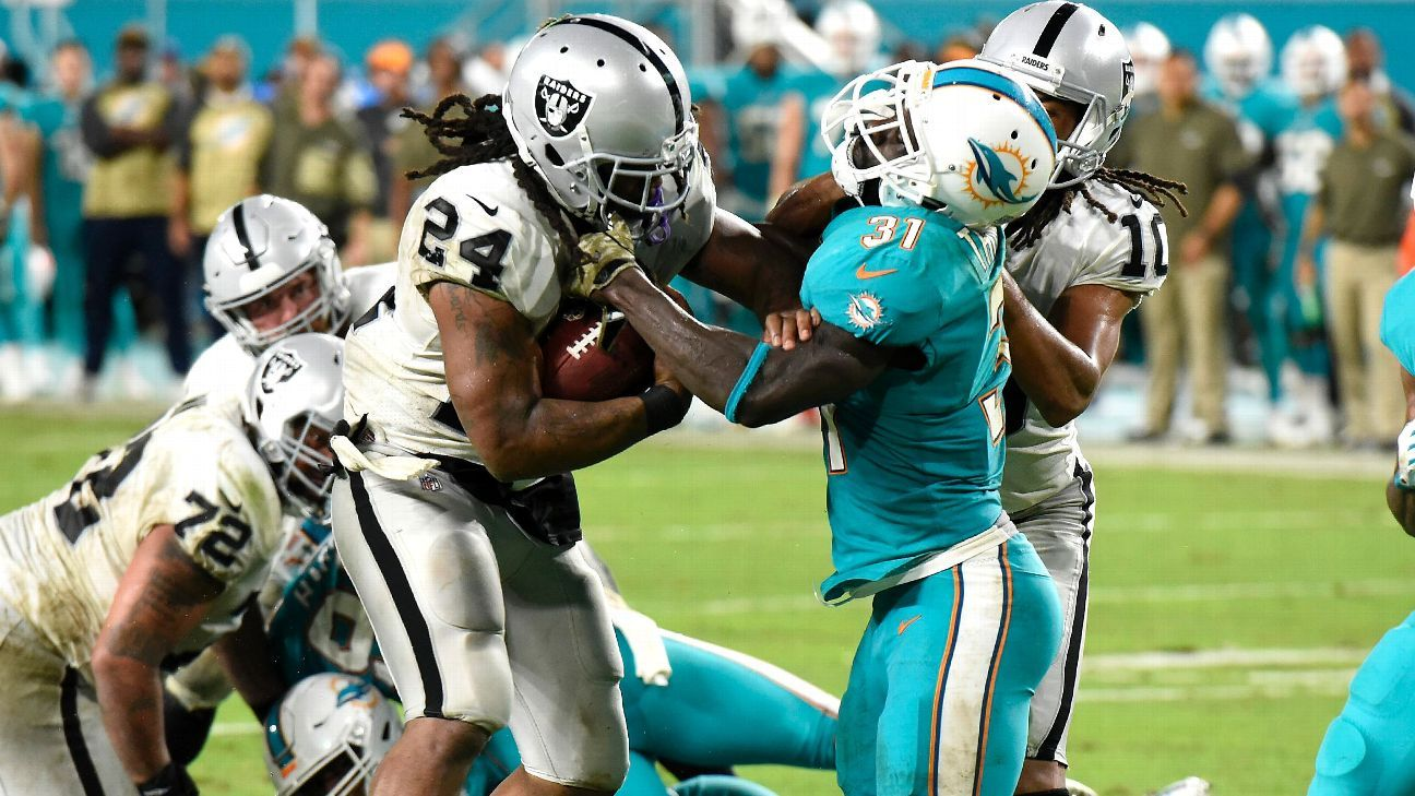 Eagles wary of Raiders' Marshawn Lynch going Beast Mode