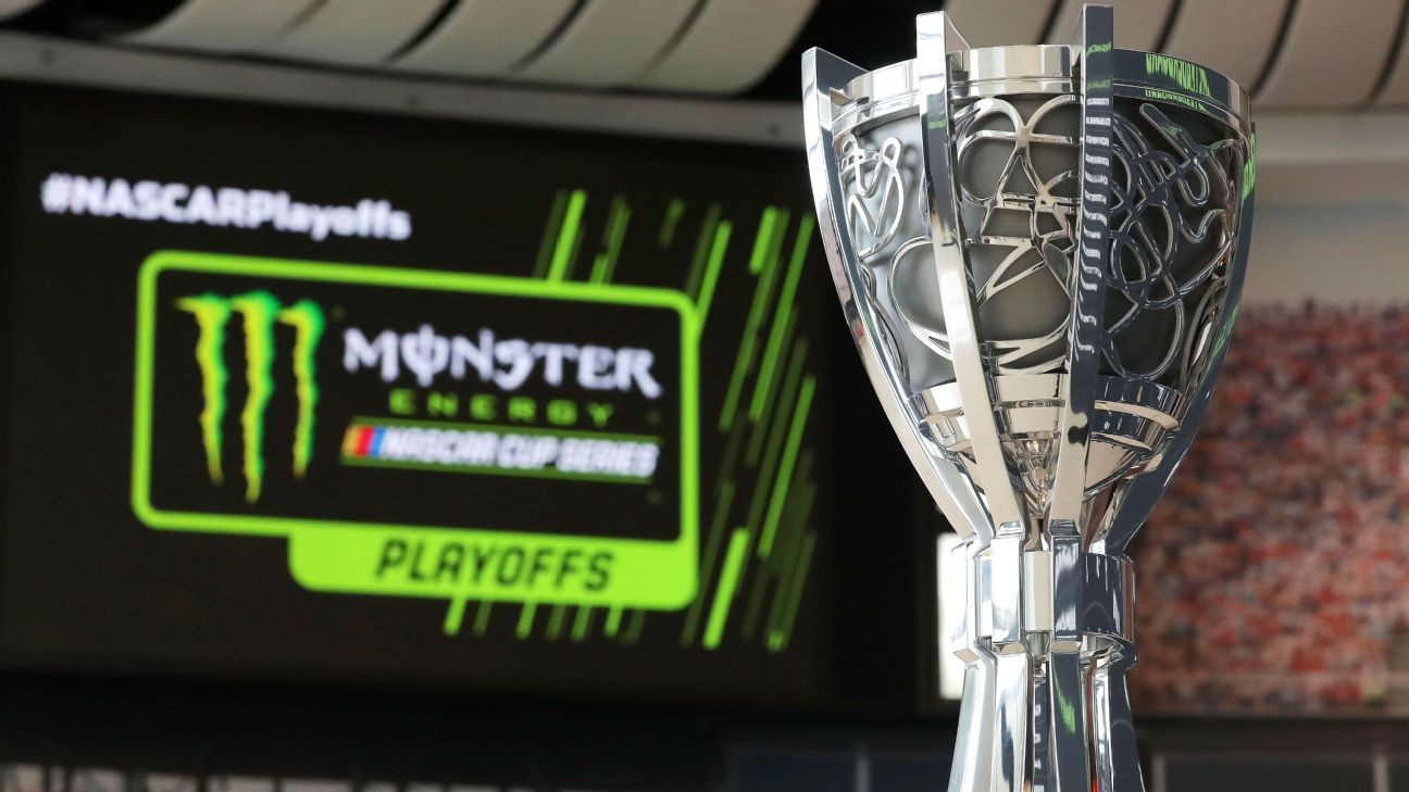 Monster Energy extends Cup deal through '19
