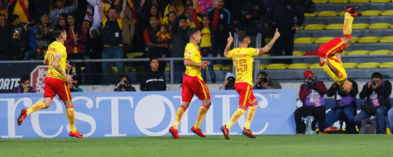Pol mica en el segundo gol de morelia por fuera de juego for Fuera de lugar futbol