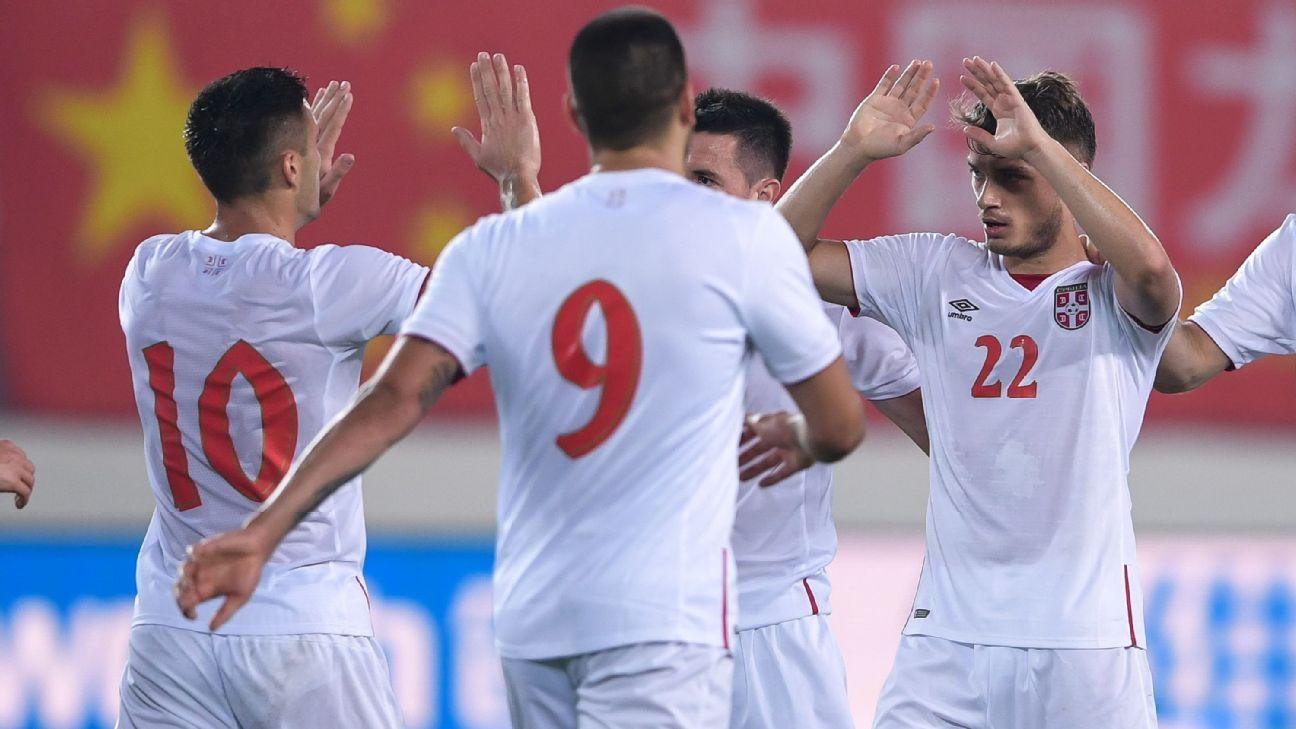 los equipos mundial 2018 serbia