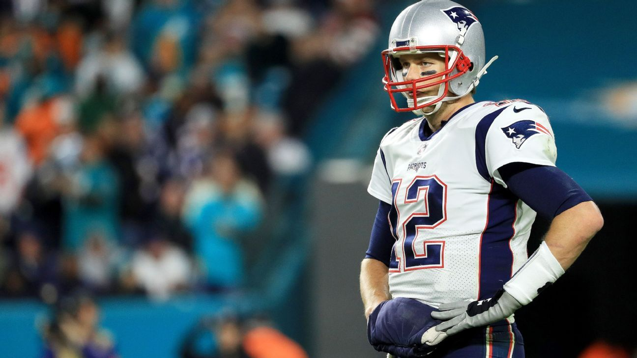 Patriots, Tom Brady struggle without Gronk; on to Pittsburgh