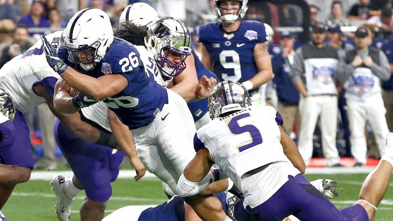 Penn State keeps Big Ten bowl party rolling, extends Pac-12 misery