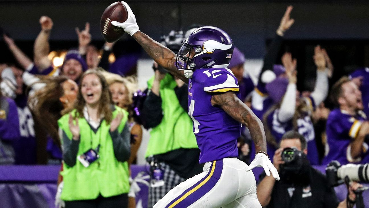 Inside the play that saved the Vikings' season -- and crushed the Saints