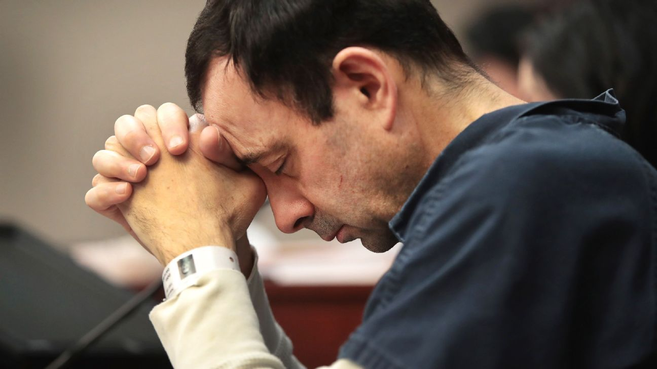 Victims begin statements at Nassar sentencing