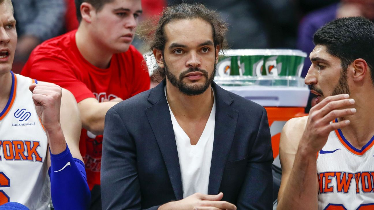 how the new york knicks can navigate joakim noah u0026 39 s