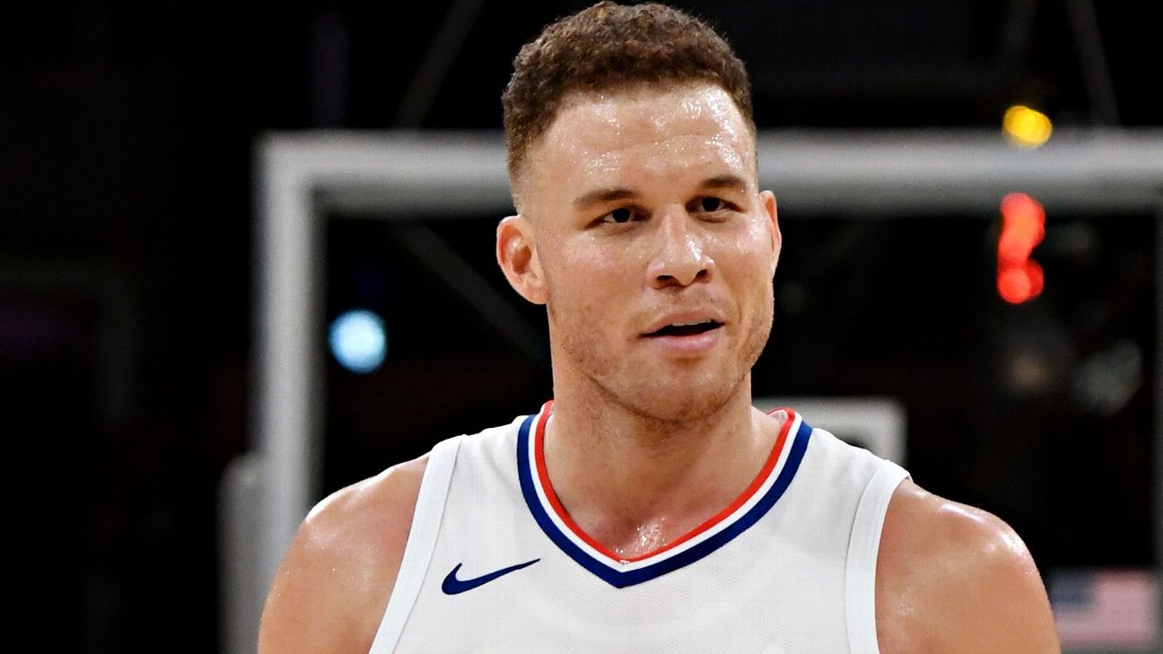 Blake Griffin of Los Angeles Clippers in talks to be traded to Detroit Pistons