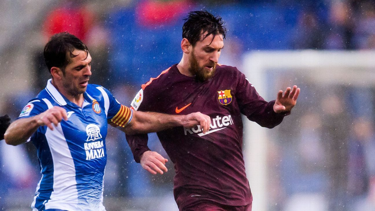 AFA president hopes Lionel Messi plays fewer games for Barcelona