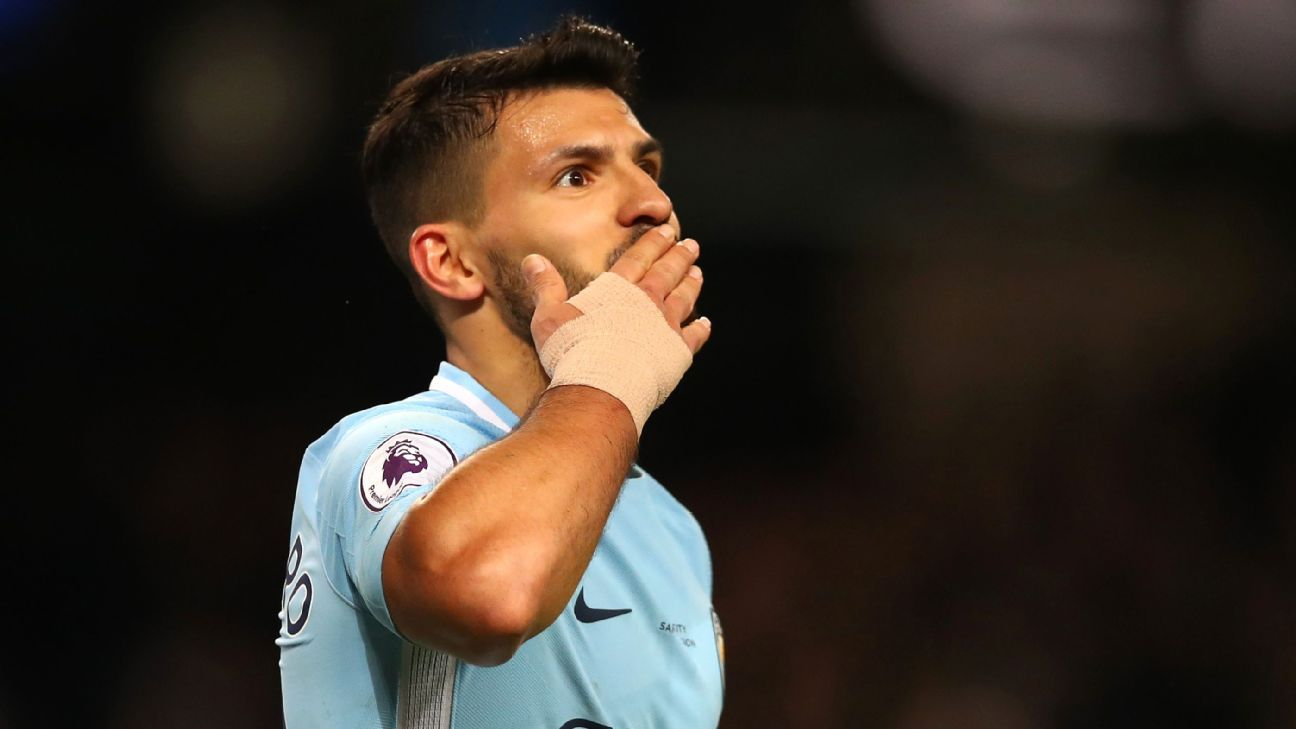 Aguero: I found it tough after Pep arrived