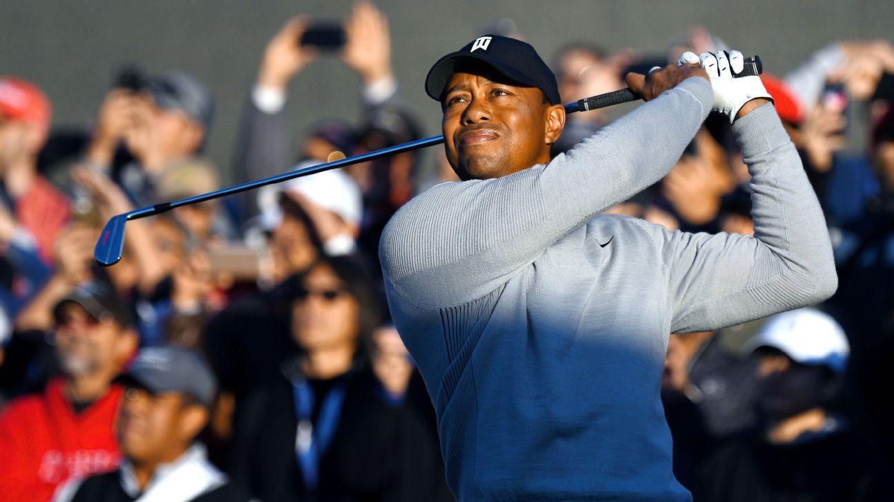 Round 2 tee times Genesis Open at Riviera ESPN Golf PGA Tour