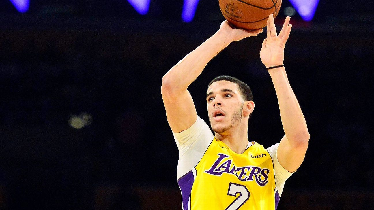 Lonzo Ball of Los Angeles Lakers 'best player on court ...