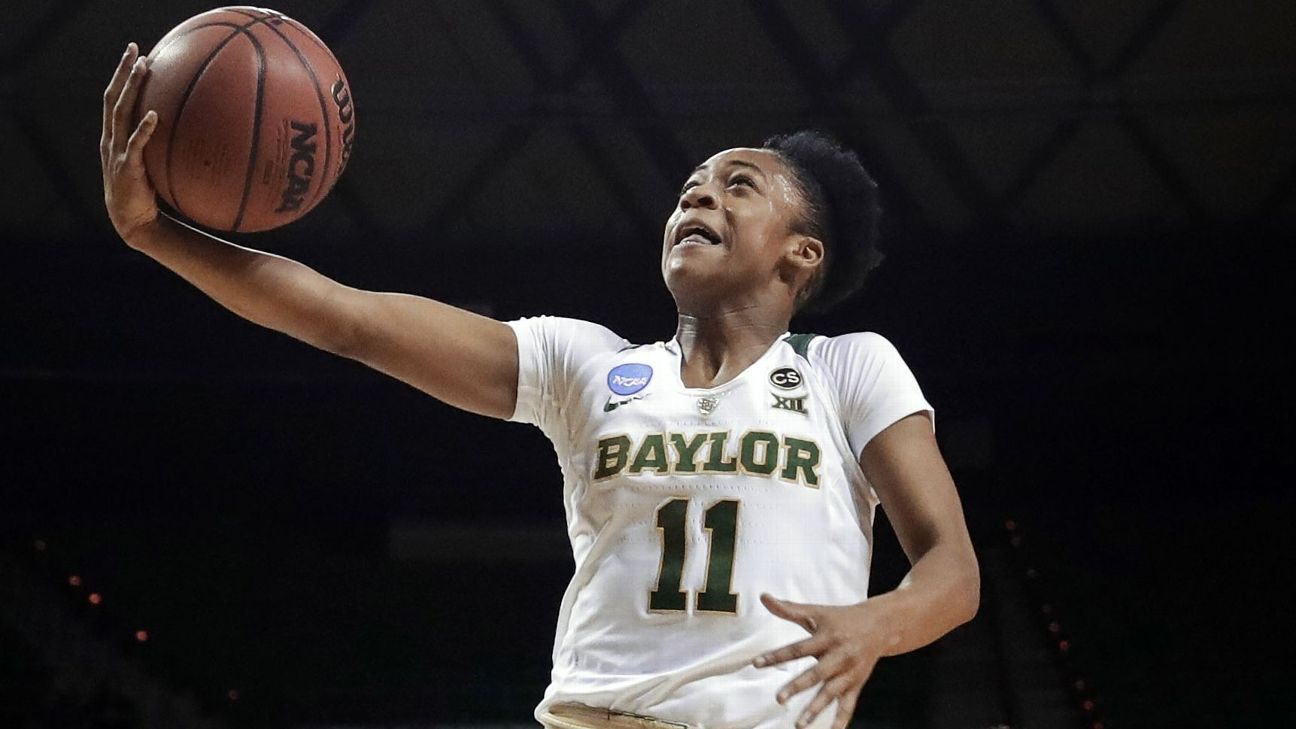 Baylor Lady Bears Dismiss Sophomore Guard Alexis Morris