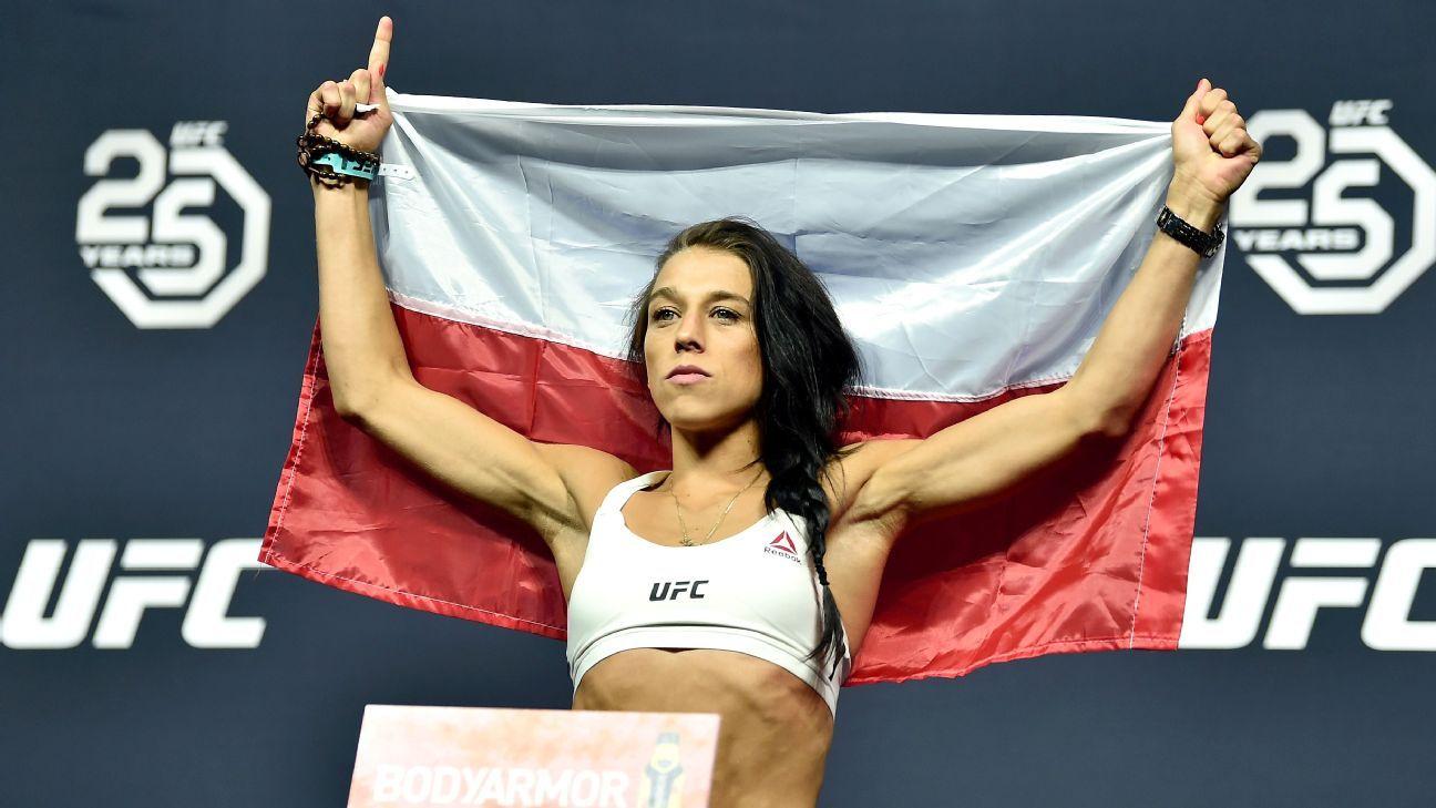 Jedrzejczyk-Torres set for July 28 UFC card