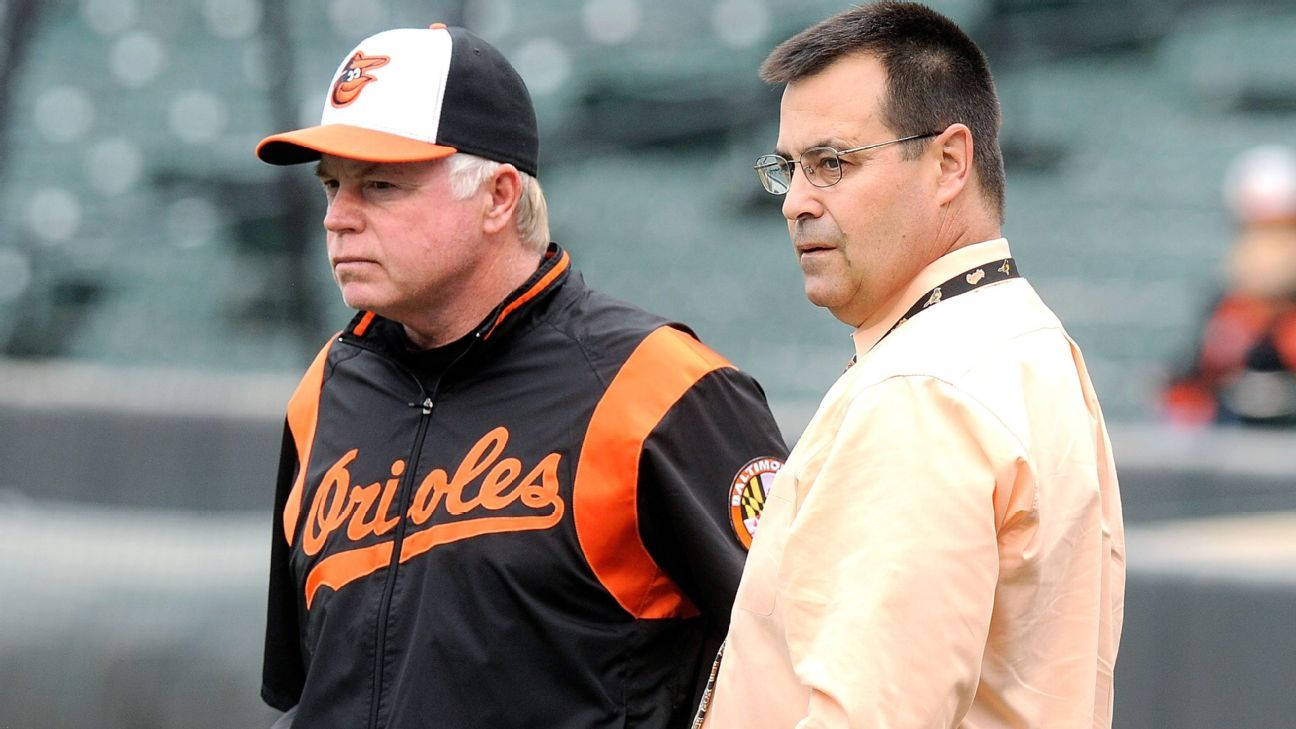 A slow start has buried the Orioles' chances of making a last run at the postseason, forcing a tough choice for their front office.