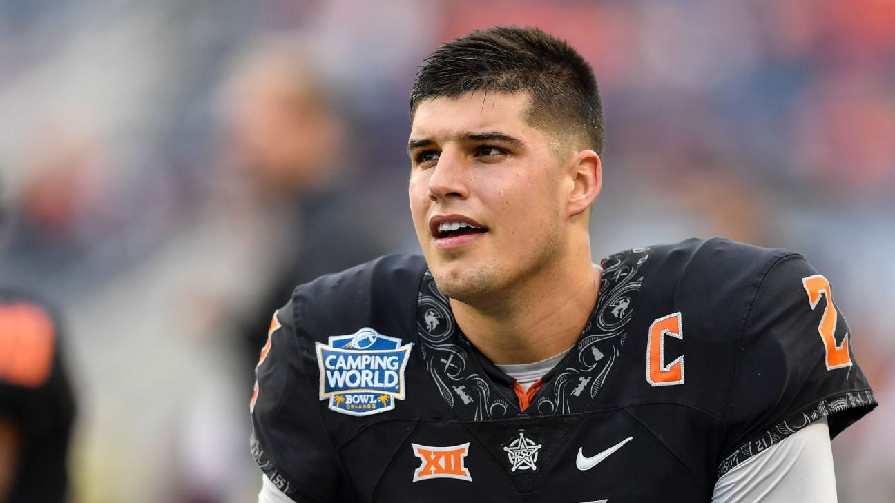 Mason Rudolph Is Pittsburgh Steelers Great Jimmy