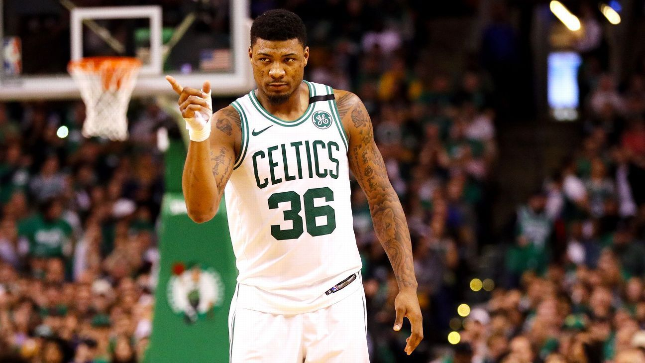 Boston Celtics Guard Marcus Smart Agrees To Four Year 52 Million Deal To Stay With Team