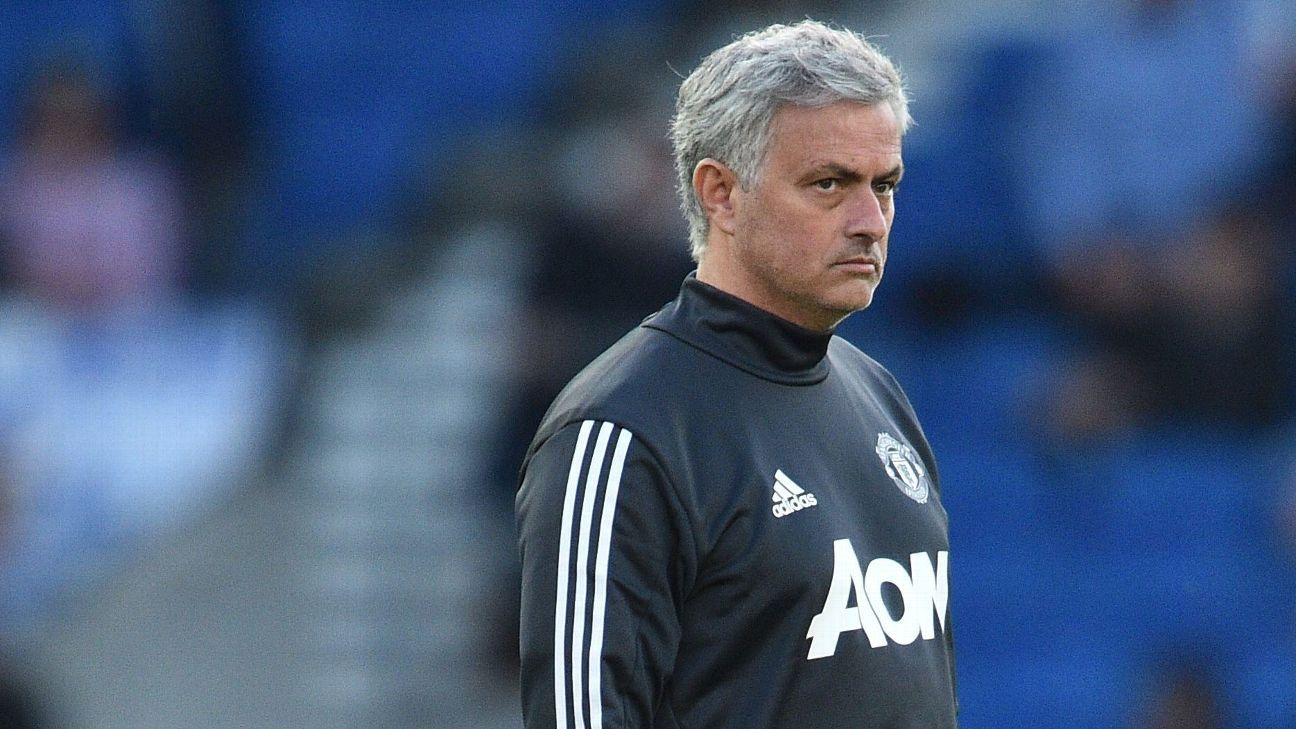 Mourinho 'worried' by Utd players' WC exertions