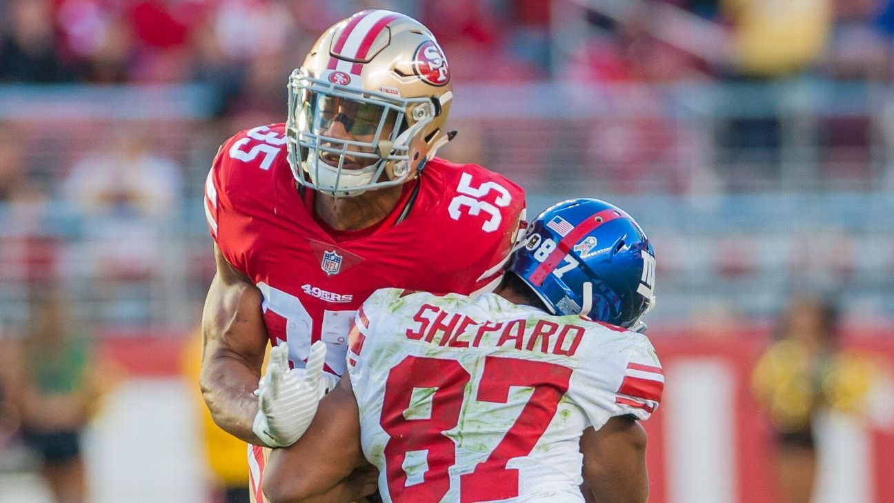 Carolina Panthers sign safety Eric Reid