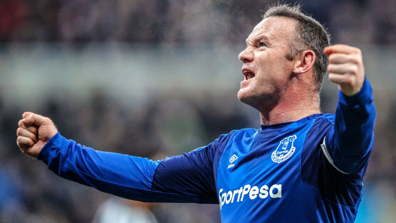 Rooney agrees deal to join D.C. United - reports