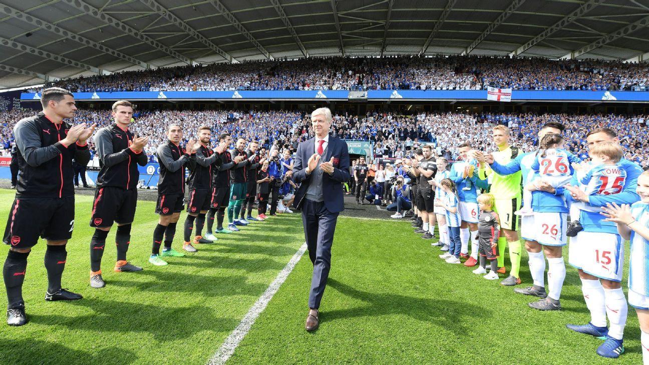 Wenger's sad farewell players' fault - Mertesacker