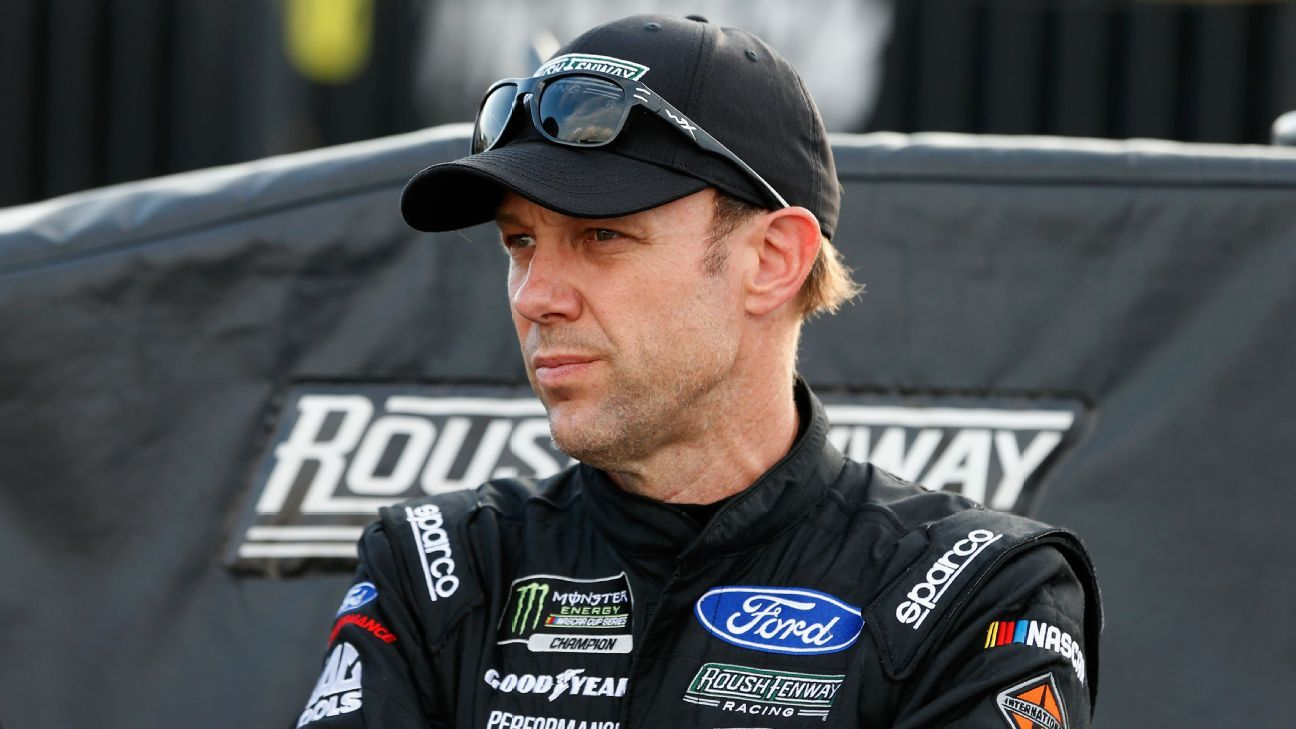 Kenseth: 'I have no plans to drive' next year