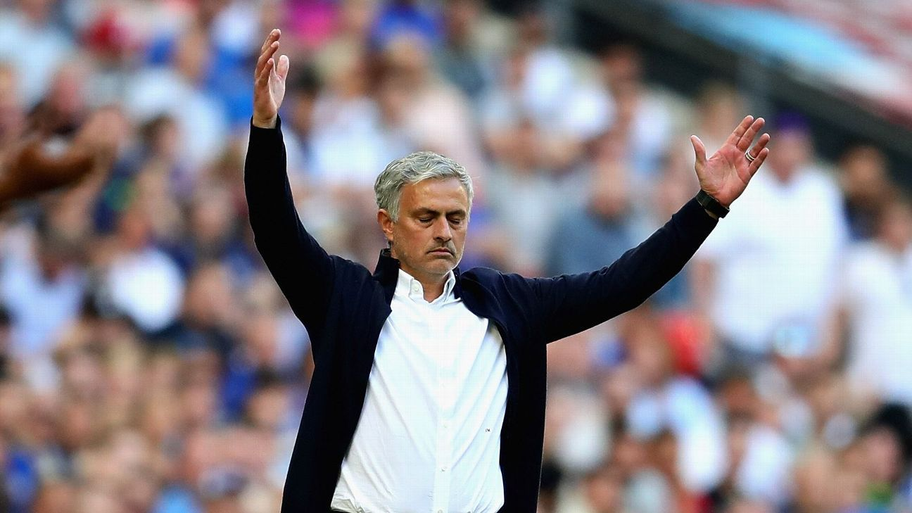 Mourinho at United: If he's not winning, what's he good for?