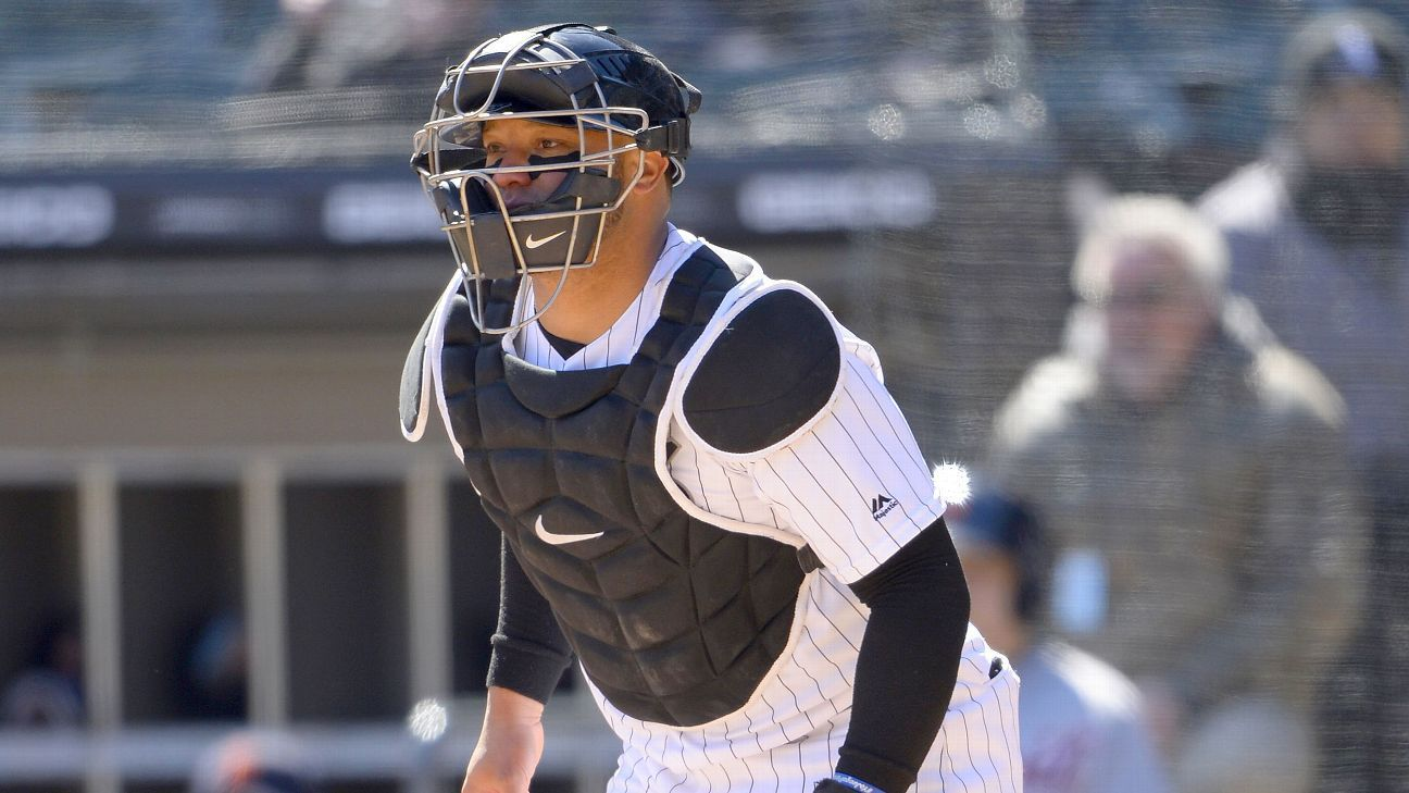White Sox's Welington Castillo suspended 80 games for PEDs