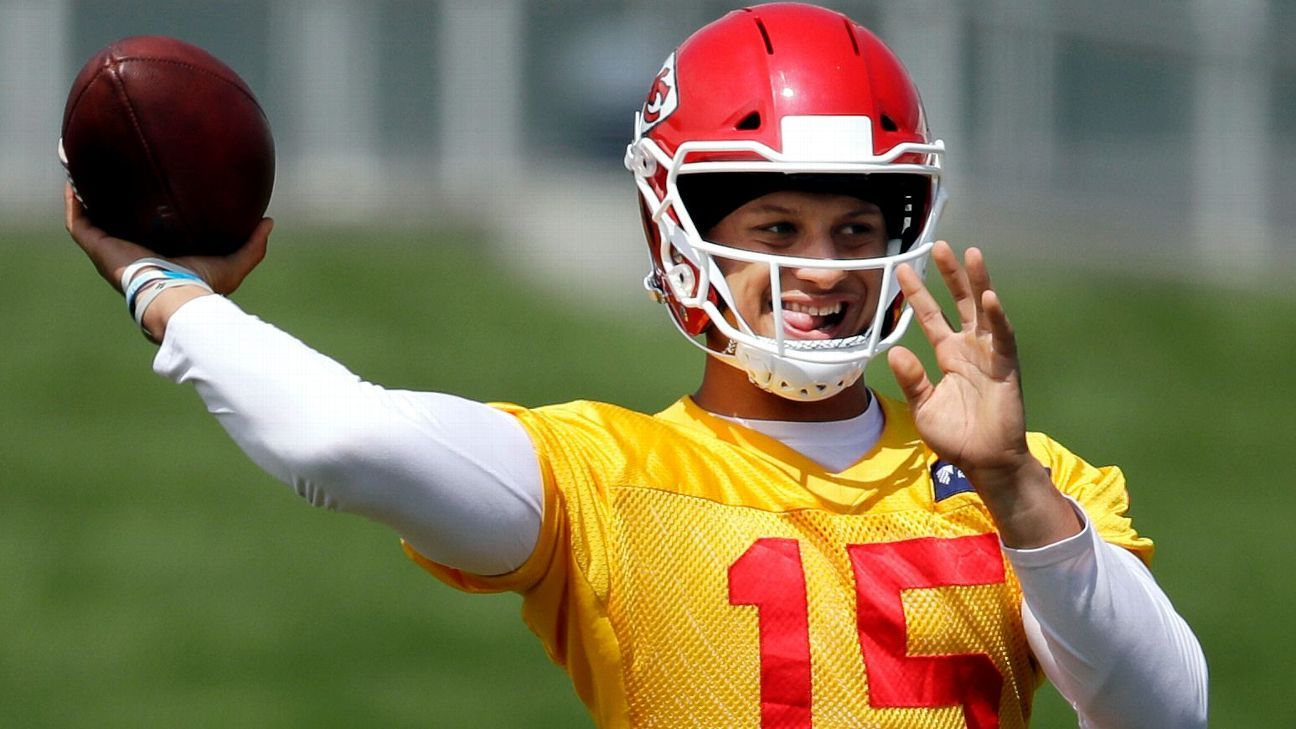 New Chiefs QB Patrick Mahomes has been plagued by mistakes in training camp, throwing seven interceptions in six practices and even calling the wrong play.