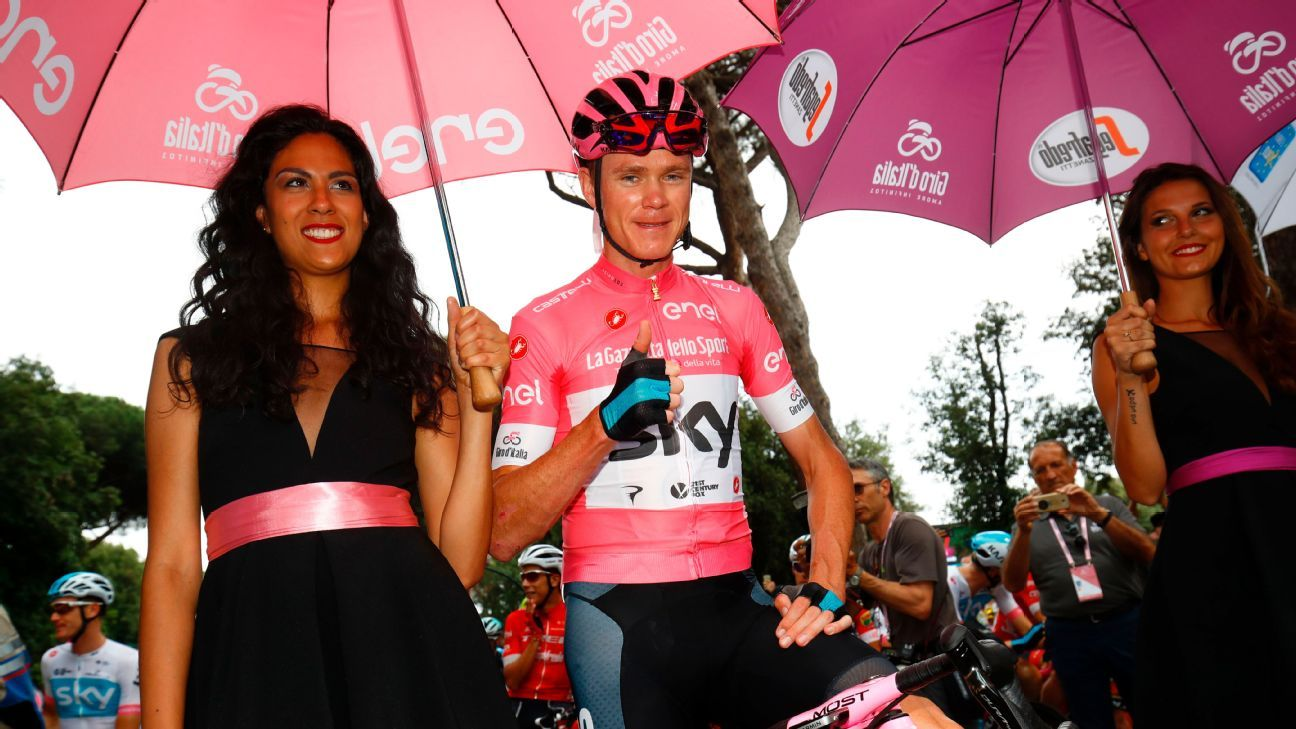 Froome adds Giro to Le Tour, Vuelta wins