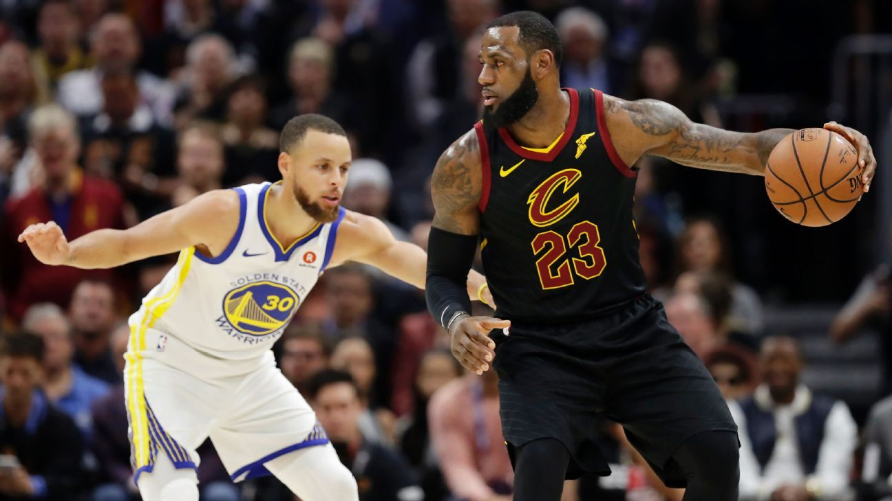 CLEVELAND -- LeBron James passed Michael Jordan for the most 30-point games  in NBA playoff history by scoring 33 points in the Cleveland Cavaliers    110-102 ... f93fecc5a