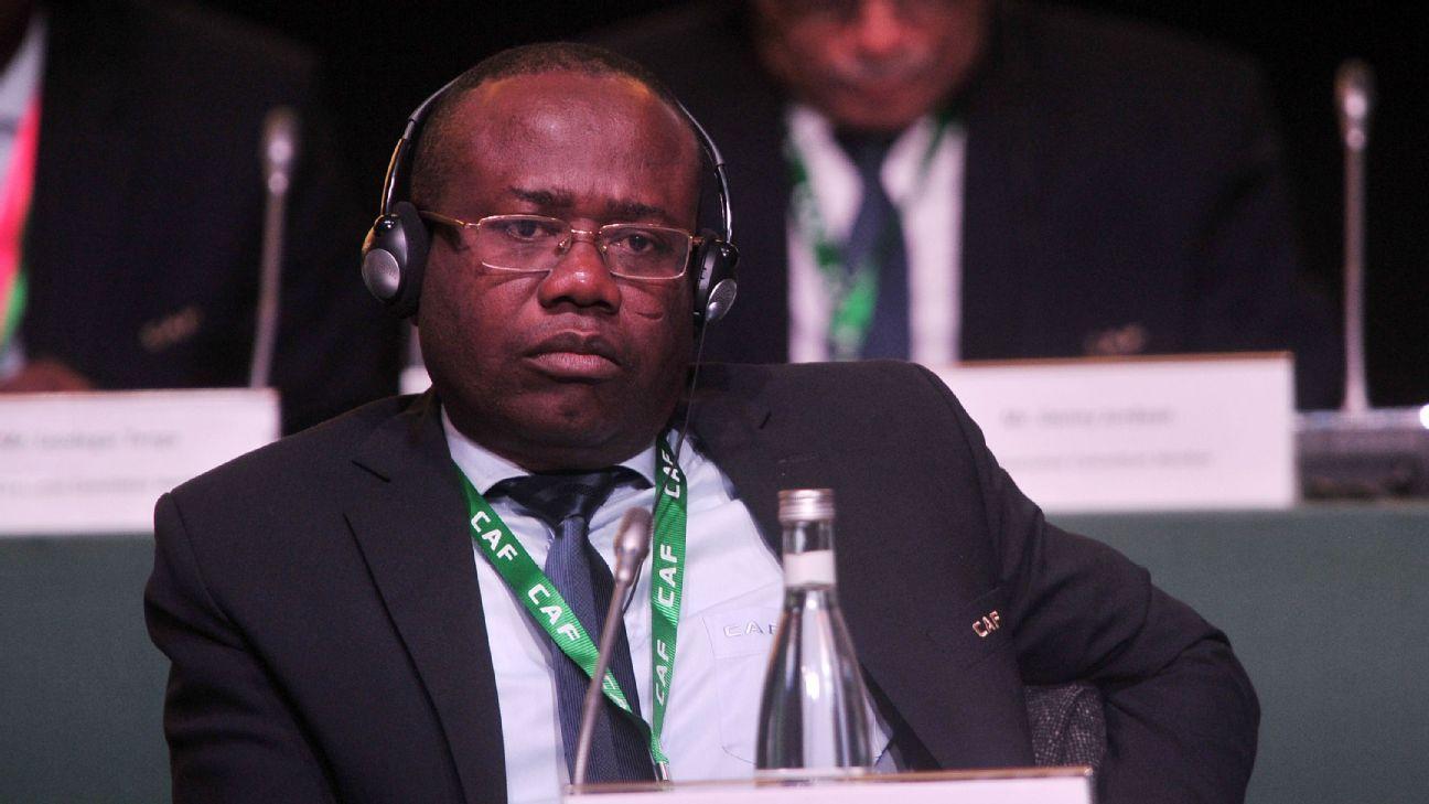Tenga, Chetty remain in contention to replace Nyantakyi