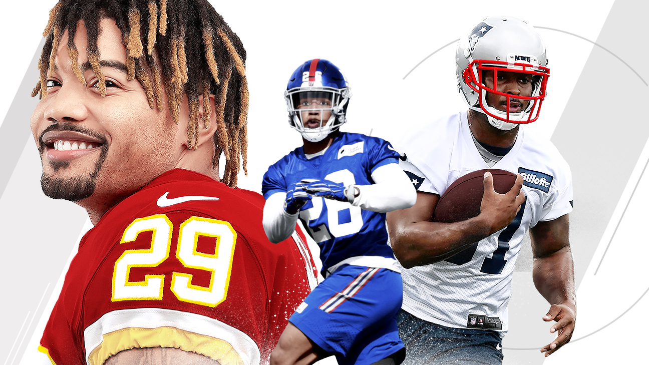 Can fantasy owners finally trust a Patriots running back? Will Saquon Barkley win offensive ROY? NFL Nation takes a look at an intriguing crop of rookie running backs.