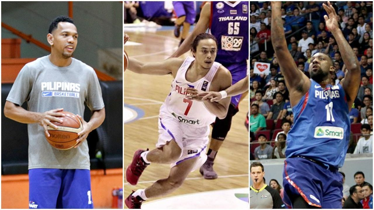 Castro, Romeo, Blatche part of PH men's basketball roster ...