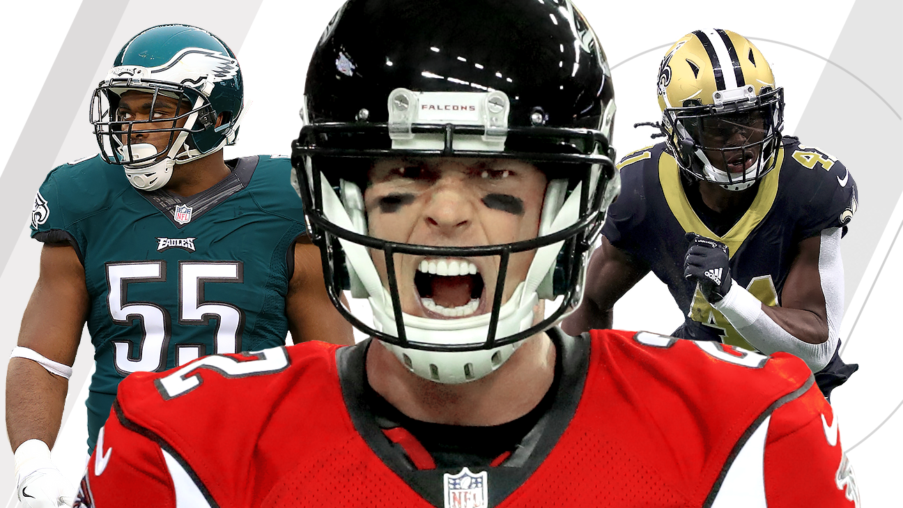 Ranking best, worst rosters of all 32 NFL teams - 2018 ...
