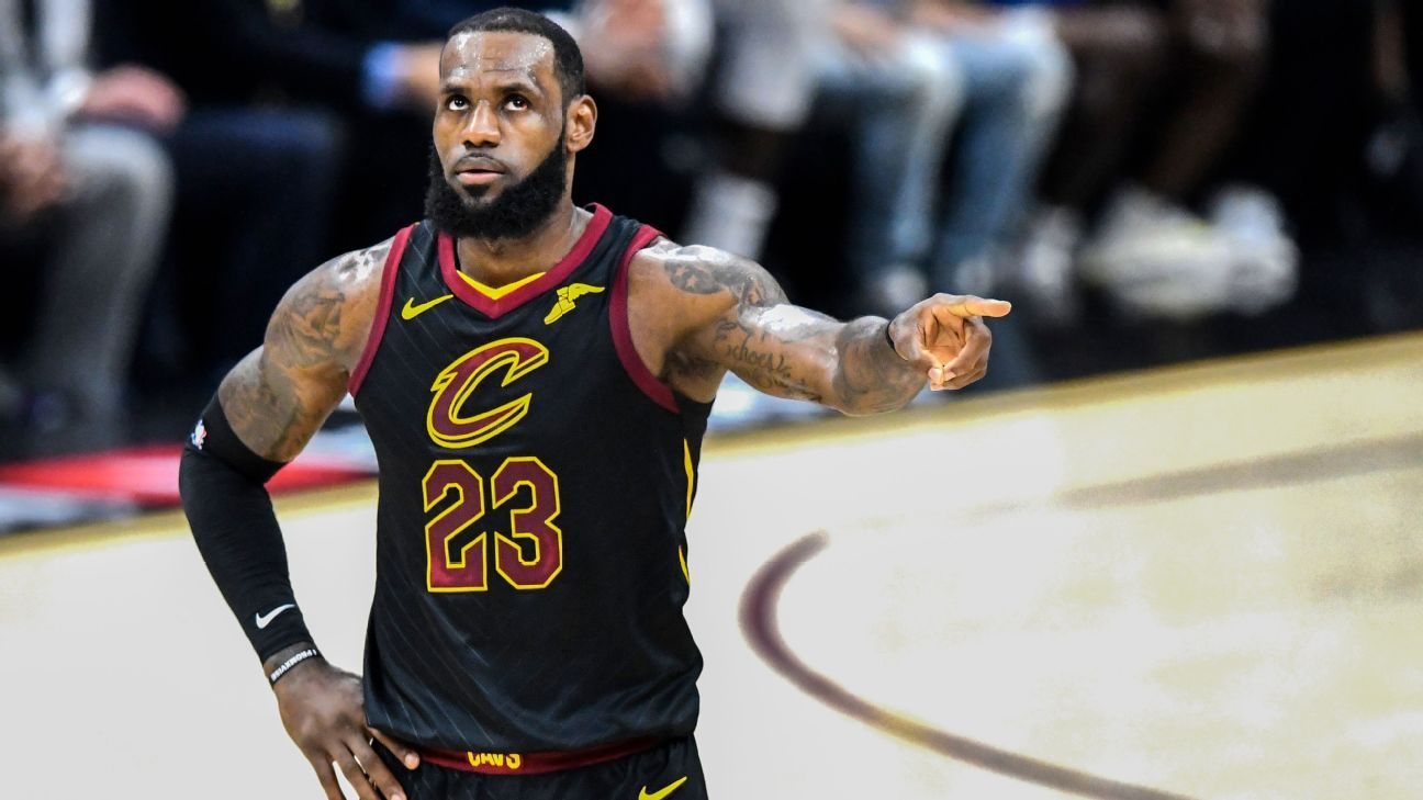 Sources: LeBron will become free agent