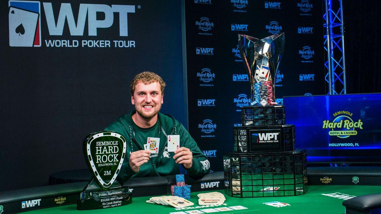 Global Poker Index: Huge Year So Far Puts Justin Bonomo in POY Lead