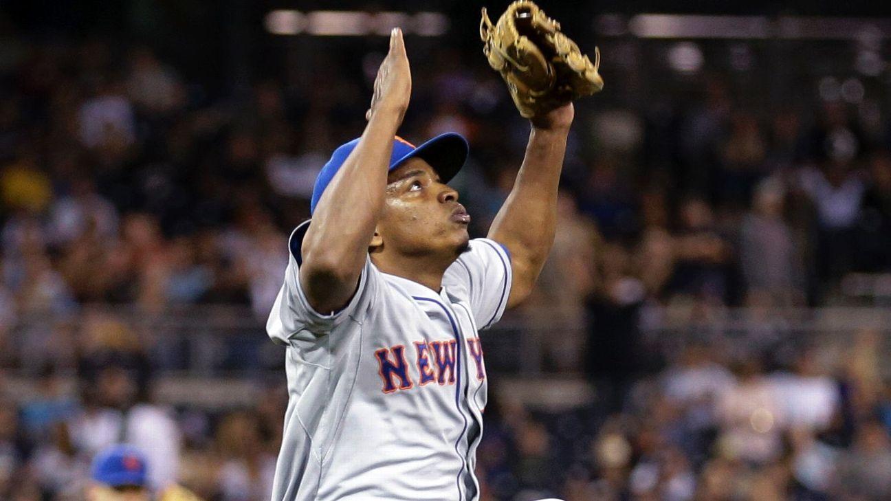 Tras suspensión, el lanzador dominicano Jenrry Mejía podría regresar ...
