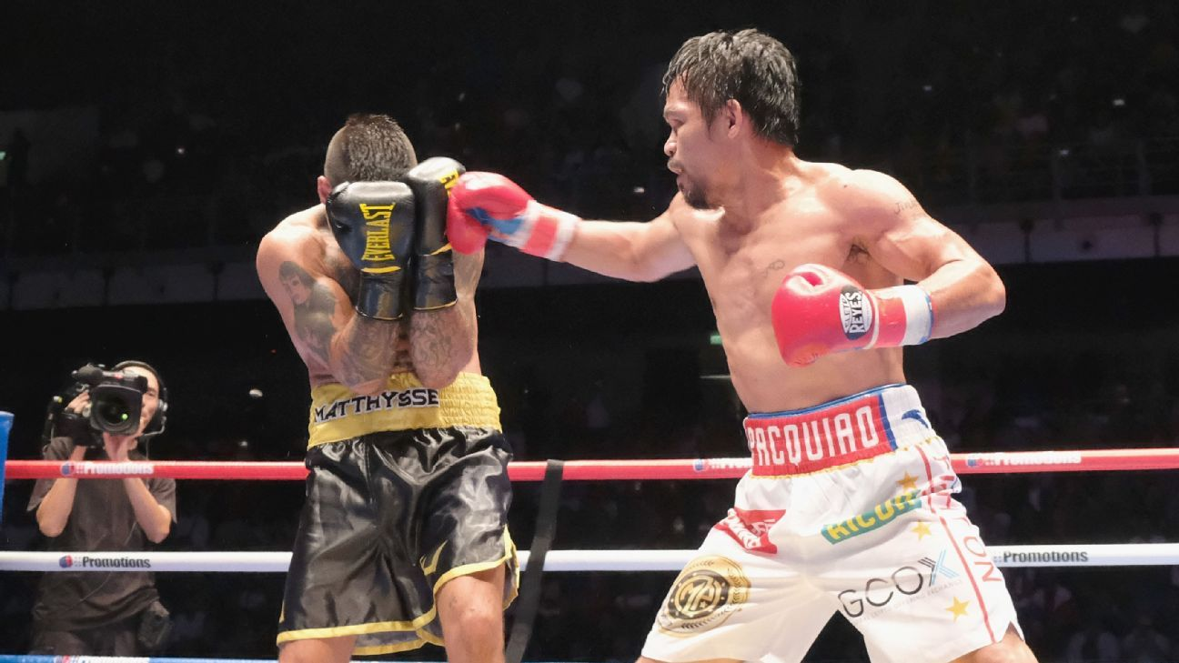 Back or not, Pacquiao