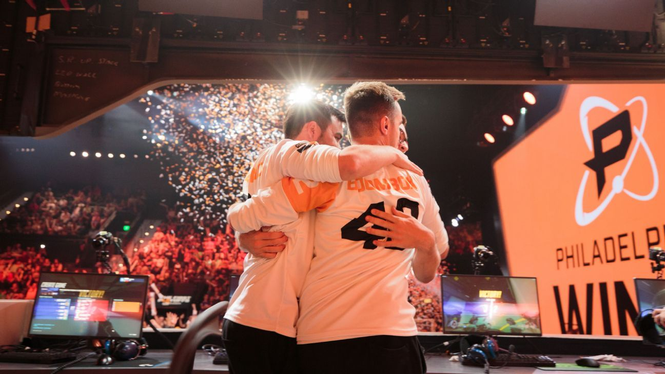 London Spitfire, Philadelphia Fusion on even footing ahead of Overwatch League finals