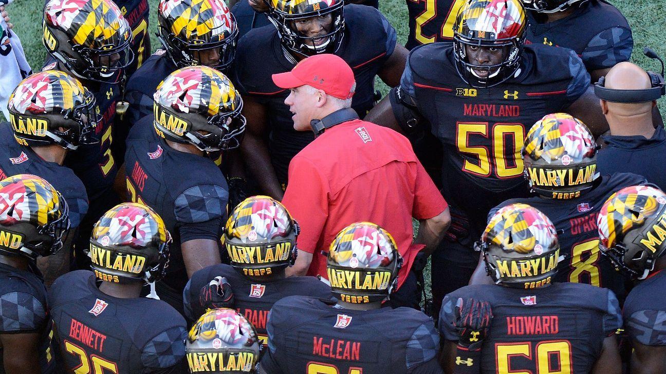 Maryland Terrapins Football Culture Toxic Coach Dj Durkin