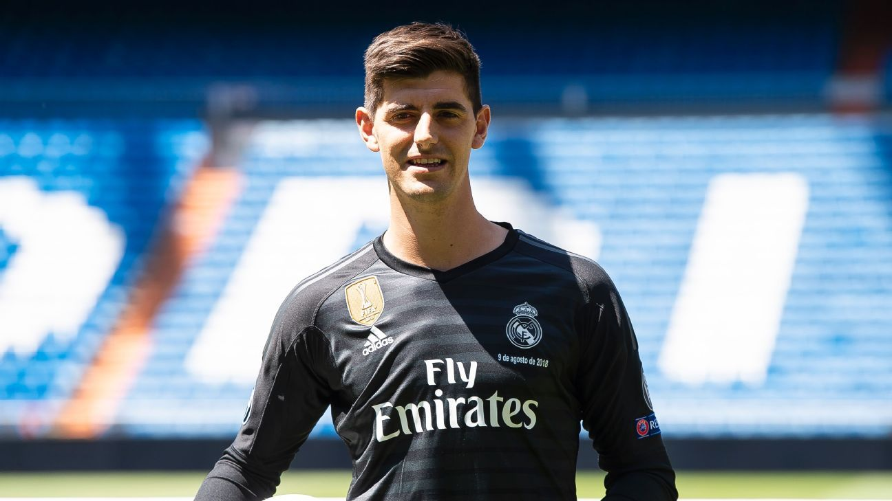 Courtois' move not 'for wrong reasons' - agent