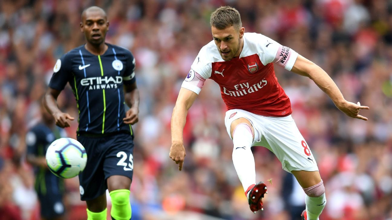 Arsenal talks on Ramsey deal break down - reports