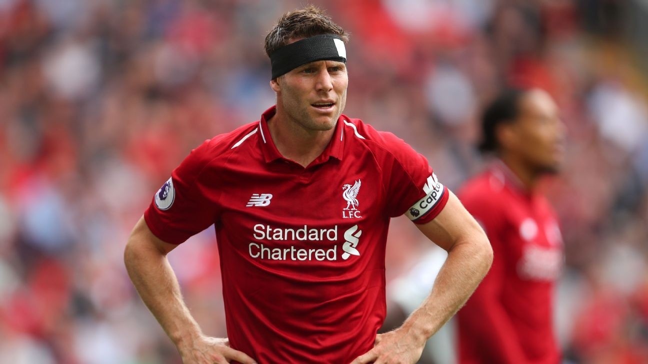 Milner: It is time for Liverpool to win trophies