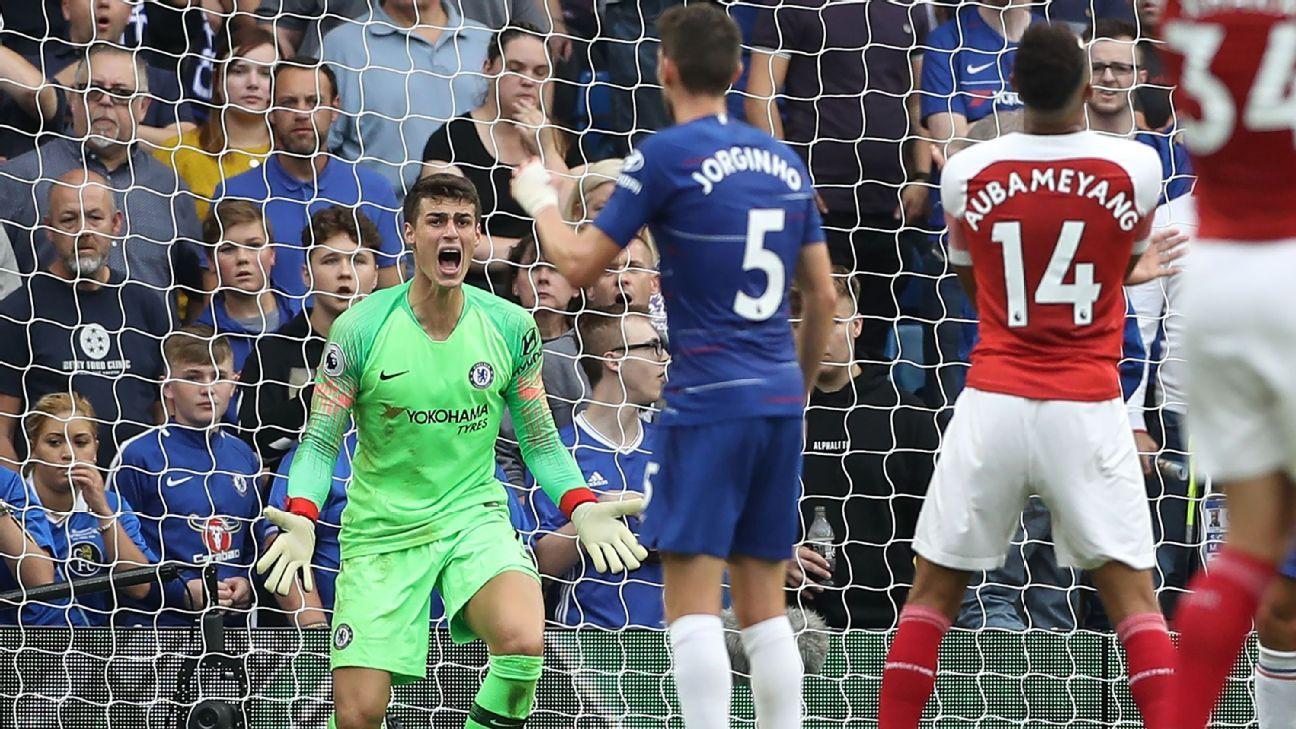 'Horrible' spell shows Chelsea must work - Sarri