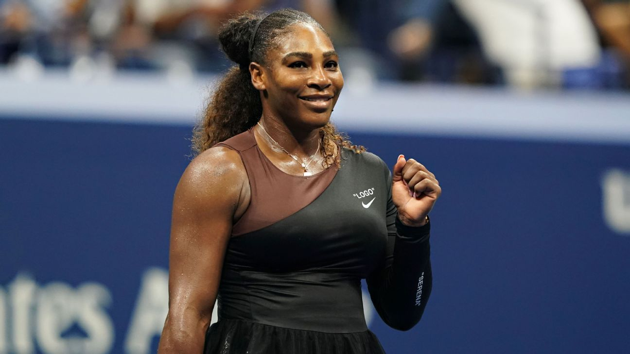 Us Open Tennis For Serena Williams So Much Has Changed And Circuit Breakers Service Billie The Girl Not