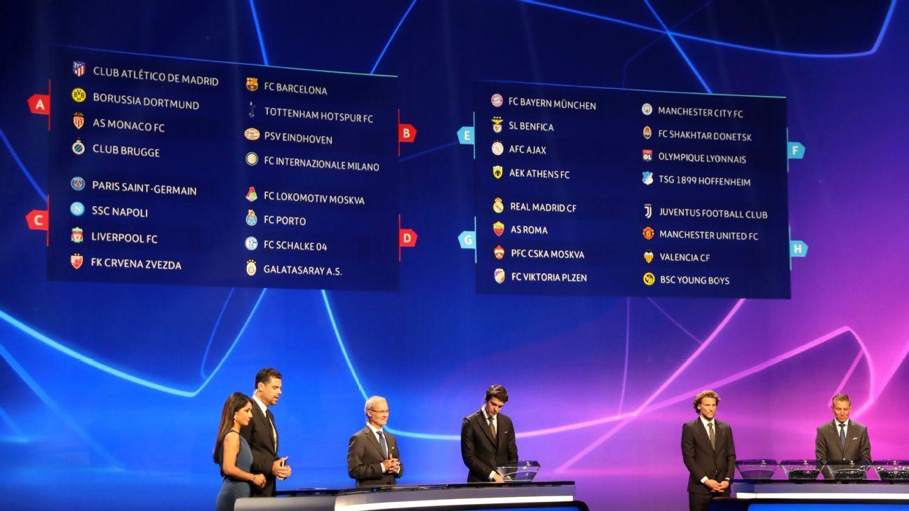 Auslosung Champions League Achtelfinale 2021