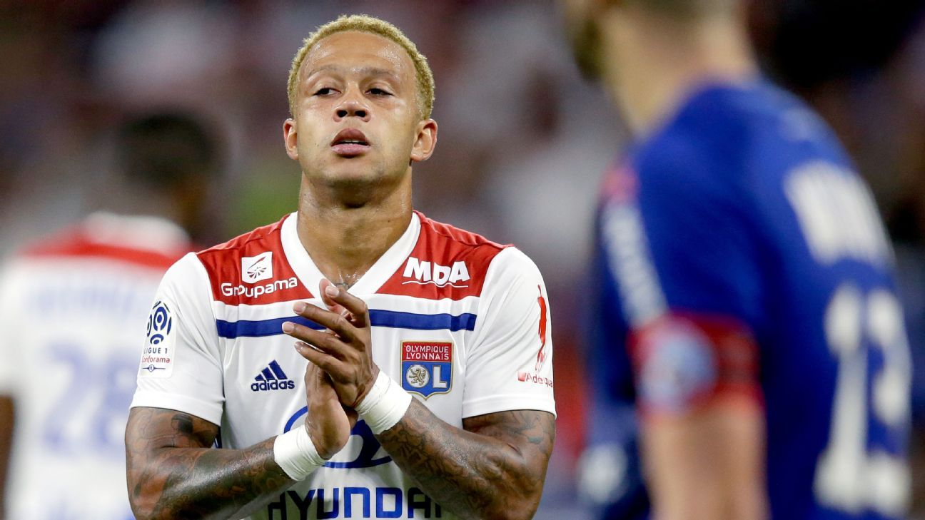 Memphis Depay's attitude stinks but his talent is indispensable for Lyon